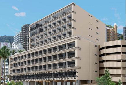静岡県熱海市(建築中)<br>熱海パールスターホテル